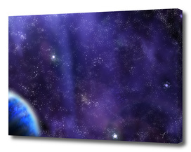 Deep Blue Space