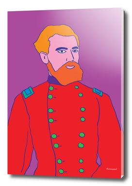 SOLDIER RED COAT