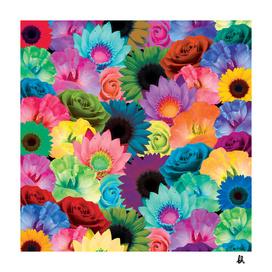 Flower Avalanche