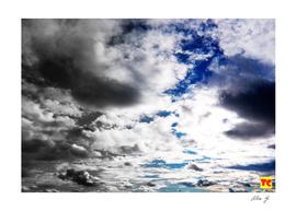 BnW Sky | By TC