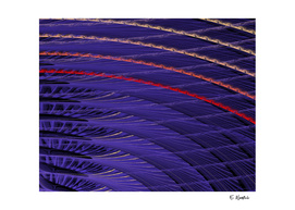 Lines of Confusion Abstract Art print