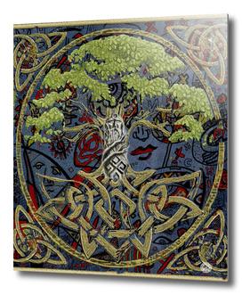 Perun hrast druidi