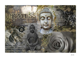 Happiness Buddha