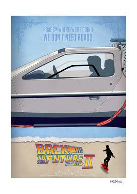 Back to the Future - Minimal Movie - Part 2 of 3 Alternative