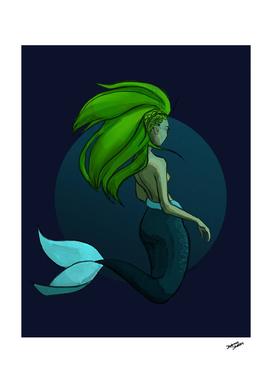 Gloomy Mermaid