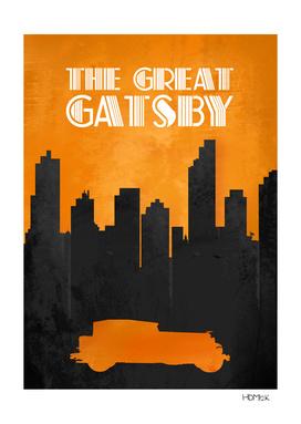 The Great Gatsby - Minimal Movie Poster Alternative