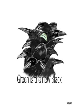 Green is the new Black