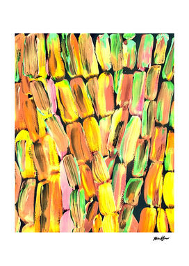 Yellow Sugarcane