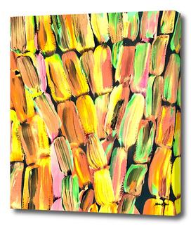 Yellow Sugarcane
