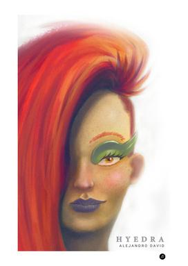 Poison Ivy Fan Art
