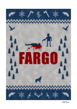 Fargo - Minimal Alternative Movie / TV series Poster