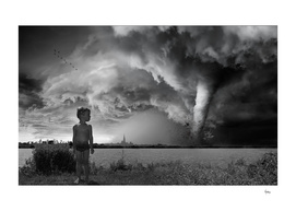 Tornado on Tuesday.