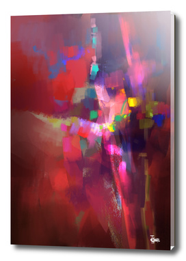 Abstract paint 3