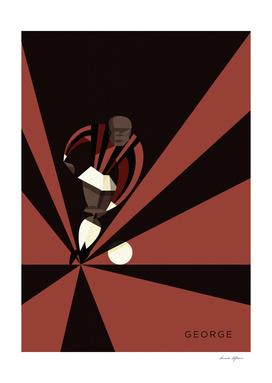 George: Milan's black panther