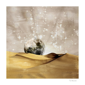 MAGIC MOON DESERT