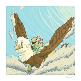 Griffin Ride
