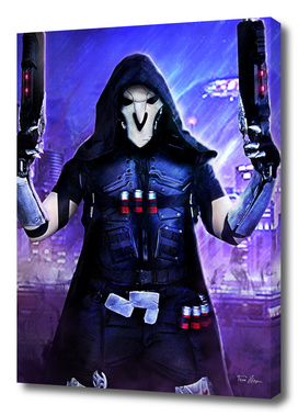 Reaper Overwatch you