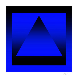 Triangle Blue