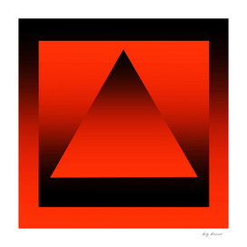Triangle Orange Gradient