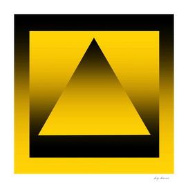 Triangle Yellow Gradation