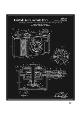 Camera Patent - Black