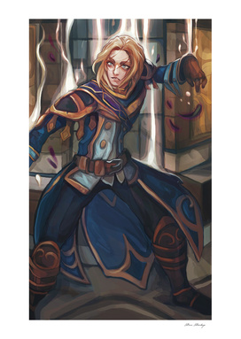 Anduin Wrynn (World of Warcraft)