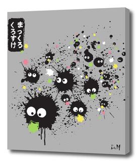 Makkuro Kurosuke ink