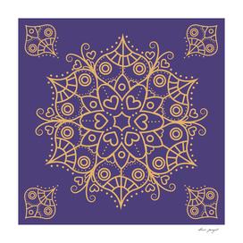 Ornament Lineart