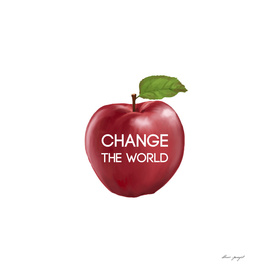 Apple Change the World