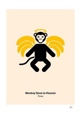 Monkey gone to heaven