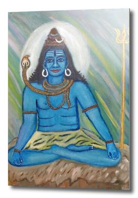 Shiva-Hindu God