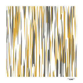 gray and gold abstract