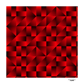 red and black angled