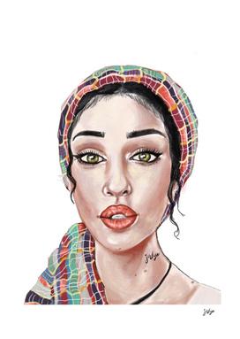 Hijab Madras