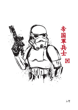 Imperial Soldier