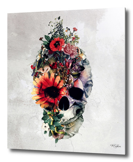 Two Face Skull