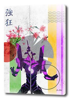 Evangelion Print