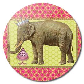 elephant 43 x 33
