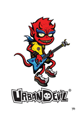 Urban Devil Bad Bloodthirsty Drops