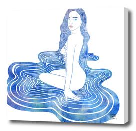 WATER NYMPH CII