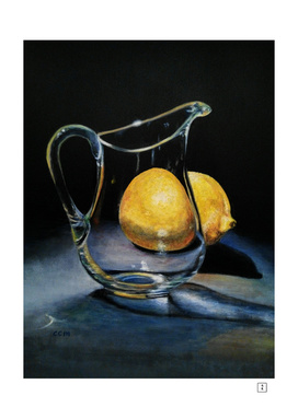 Still life study (after Jeffrey Hayes)