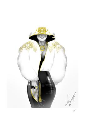 lady hood