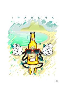 Beer in Ipanema