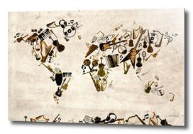 world map music instruments 2
