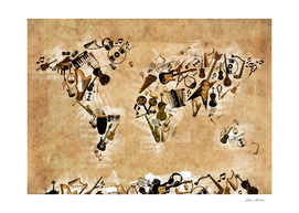 world map music instruments 3