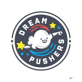 DREAMPUSHERS MASCOT