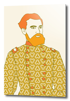 SOLDIER YELLOW PATTERN