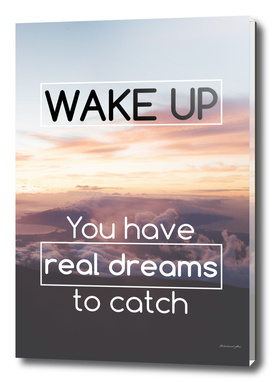 Motivational - Wake Up!
