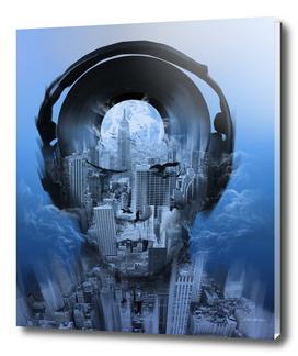 new york city sound blue