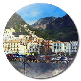 Beautiful Amalfi Coast